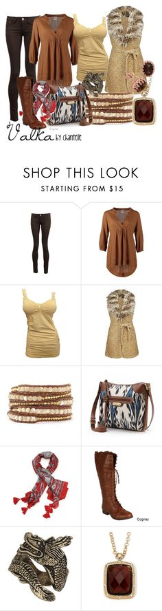 """Valka"" by disneybychantelle ❤ liked on Polyvore featuring AX Paris, Vero Moda, BKE Boutique, Chaps, Lucky Brand, Refresh, Topshop and Monet"