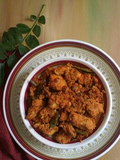 The Humpty Dumpty Kitchen: Irachi Peera (An Easy Meat Dish with Grated Coconut)