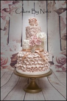Excellent 260 Best Shabby Chic Cakes Images In 2020 Shabby Chic Cakes Personalised Birthday Cards Vishlily Jamesorg