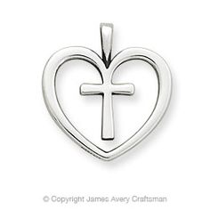 Christ's Love Pendant from James Avery