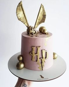 Harry Potter Desserts, Gateau Harry Potter, Cumpleaños Harry Potter, Harry Potter Birthday Cake, Harry Potter Wedding, Harry Potter Theme Cake, Harry Potter Cupcakes, Harry Potter Cosplay, Pretty Birthday Cakes
