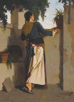 Name Paintings, Oil Paintings, Back Painting, Greek Art, Athens, Art Pieces, Fine Art, Illustration, Painters