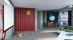 #3d interior design visualization