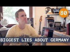 Life in Germany - Ep. 80: Biggest Lies about Germany - YouTube https://youtu.be/wQ8VowbxY54 #deutschland #urlaub #ttot #germany #travel