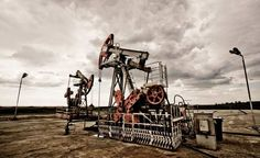 This is an oil well near Pampa, Texas. Our daughter, Christel, was born in Pampa.