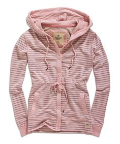 Look at this Candy Mélange Stripe Hoodie on #zulily today!
