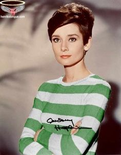 """She said, """"she was to skinny and her lips were wrong"""". Audrey Hepburn one of the most recognizable beauties of our time thought she wasn't even pretty."""