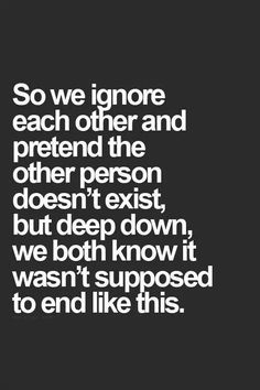 The truth! Love - true love never dies and you can feel it 1000 miles away bc its in your soul Now Quotes, Breakup Quotes, Words Quotes, Life Quotes, Sayings, Heartbreak Quotes, Positive Quotes, Motivational Quotes, Inspirational Quotes