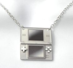 GIRL GAMER Nintendo DS Console Video Games Necklace by PlayBox, £8.50