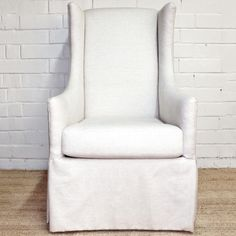 Ella Gray Chair III now featured on Fab.