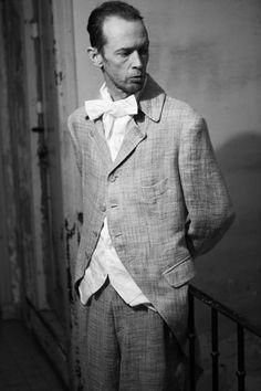 Yohji Yamamoto (1943) - award winning and influential Japanese fashion designer based in Tokyo and Paris. Photo by Vassilis Karidis