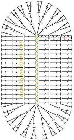 mochila patroon ovale tas - Go