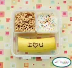 Bento Box: cereais, biscoitos e salgadinhos