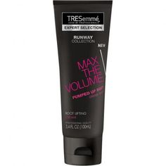 The Best Hair Products for Pumping Up Your Volume - Tresemme Max the Volume Styling Cream from #InStyle