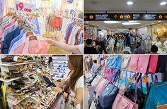 Shoppings subterrâneos – cinco destinos imperdíveis em Seul