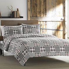 Eddie Bauer Mt. Hood Cotton Quilt Set, Twin -- For more information, visit http://www.amazon.com/gp/product/B011JHRZZ0/?tag=ilikeboutique09-20&jk=040816002220
