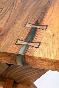 Amazing Resin Wood Table For Your Home Furniture 69