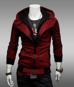 c75d29d238 Dark Assassin s Style Hoodie