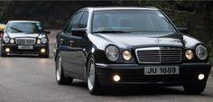 E Class W210