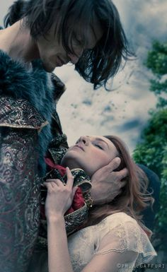 """""""She looked so at peace as she slept. As if she had no kingdom to rule, and no battle to fight and no Prince to choose. As she slept, she no longer existed in our complex world. She was just herself, with no duties or promises."""""""