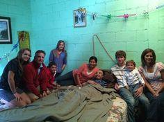 Cesar & wife & the Schmidt Family - Guatemala