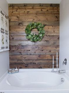 If the idea is to build some DIY Bathroom Pallet Projects, you're in the exact right place. Embrace the catalog of what to make with pallets on glamshelf.com #palletwood #bathroomideas #bathroompalletprojects #bathroomdiy
