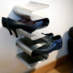 O que você achou deste porta sapatos estiloso? :)