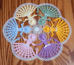 Crochet Circle - can't find the pattern