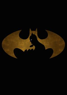 Slick Superhero Shadow Art