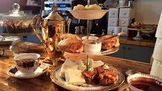 La brume dans mes lunettes : thé à l'anglaise pour tous Sang Royal, Parfait, Spots, V60 Coffee, High Tea, Afternoon Tea, Night Life, Tea Time, Kitchen Appliances