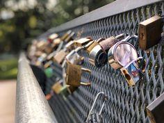 Bridge of love locks Love Lock, Locks, Bridge, Photo And Video, Videos, Photography, Instagram, Photograph, Door Latches
