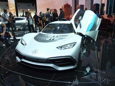 iaa2017 - Mercedes AMG Project One