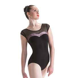 3e9a737105 Amazing Collection of All Sizes Dance Leotards for Sale. Buy Sweetheart  Banded Cap Leotard Online