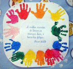 cartaz Dia da Criança