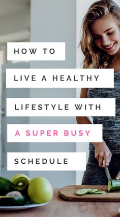 These helpful healthy tips will give you the motivation to live a healthy life - even when you're super busy. Whether you're meal prepping or making healthy snacks, we're covering everything from exercise and fitness hacks to help you lose weigh Healthy Lifestyle Tips, Healthy Living Tips, Healthy Habits, Healthy Tips, How To Stay Healthy, Healthy Snacks, Healthy Lifestyle Motivation, Eat Healthy, Being Healthy