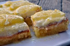 Torta veloce al limone e mascarpone | Arte in Cucina