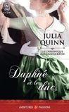 Daphné et le duc de Julia Quinn  https://voyagecodex.wordpress.com/2016/02/26/la-chronique-de-bridgerton-tome-1-daphne-et-le-duc-de-julia-quinn/