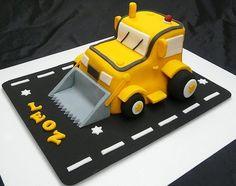 bulldozer cake here i come