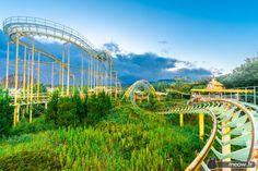 Nara Dreamland, le Disneyland japonais, abandonné depuis 2006