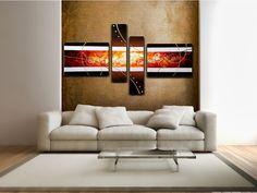 Modern otthonok - Inspiráció Dekorálnád a lakásod?  Modern stílusú otthon tökéletes kiegészítője lehet egy festett vászonkép. A színek ezernyi árnyalata, a megszokott minták hiánya és a kézi festés különleges struktúrája egyedi hangulattal tölti meg otthonod. Óvárdesign vászonkép webáruház