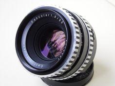Carl Zeiss Jena Pancolar 50mm F1.8 Zebra Stunning by Coolretro72