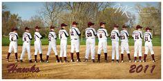 Baseball Team Photo Poses | Chicago Sports Photography – Fox Valley Hawks | Kukuc Photography ...