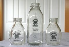 Image result for cool retro milk bottles