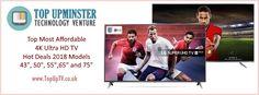 4k Ultra Hd Tvs, Best Amazon Deals, Smart Tv, Arduino, Budgeting, Technology, Tech, Budget Organization, Tecnologia