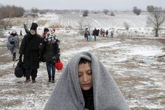 """""""A Europa tem que parar de jogar com as vidas e a dignidade"""" de milhares de pessoas, diz a organização Médicos sem Fronteiras"""