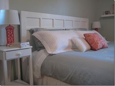 How to build a Cottage Headboard, DIYAdorable Cottage Headboard Tutorial. Featured on the DIY Network!, DIY Network