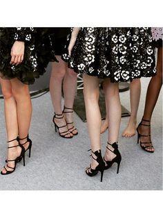Backstage at Giambattista Valli Haute Couture 9 | allure.com