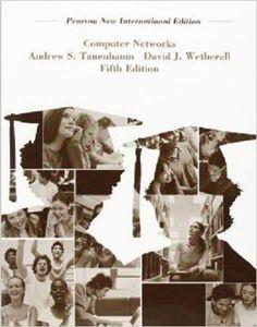 Computer networks / Andrew S. Tanenbaum, David J. Wetherall