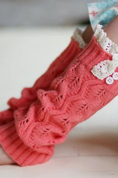 KIDS leg warmers added! $18 Shipped. Make a great stocking stuffer for you little ones!