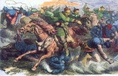 Ruthless and unpredictable, few armies have been as terrifying as the Huns. Descending on a town like a whirlwind from hell, the savage horsemen killed indiscriminately – combatants and civilian
